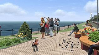 Лидируют семейные ценности: проект набережной Смолино обсудили челябинцы