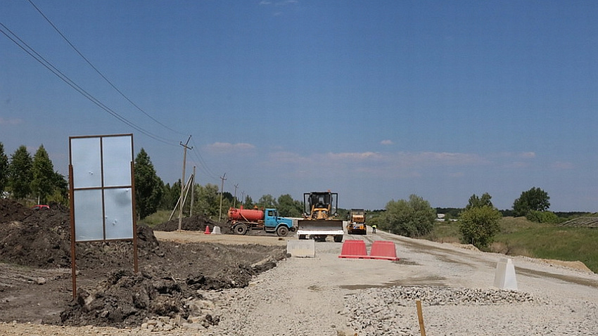 Новая автомагистраль под Челябинском отрезала от мира целый поселок
