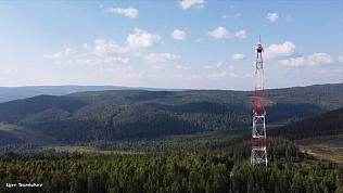 Сказочная страна под названием Бердяуш попала на видео