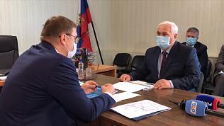 Алексей Текслер сегодня инспектирует Ашинский район
