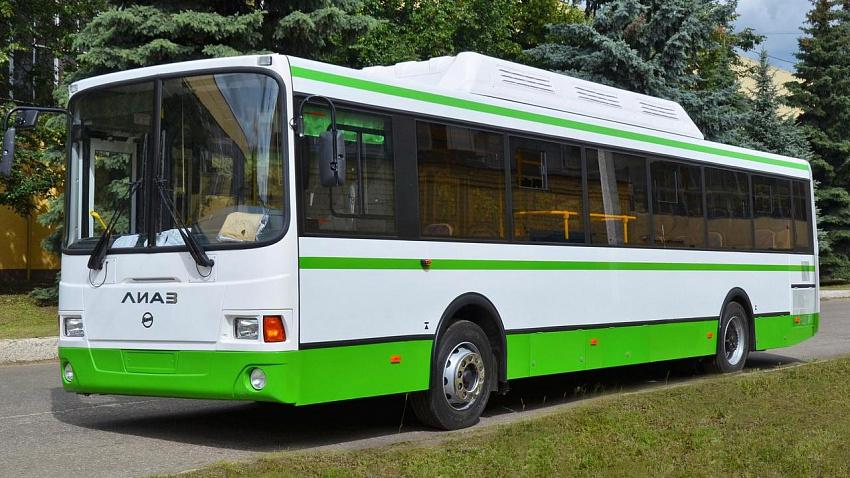 Ликинский автобус тоже иногда ломается