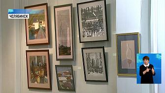В Челябинске открылась выставка «Кукрыниксов»