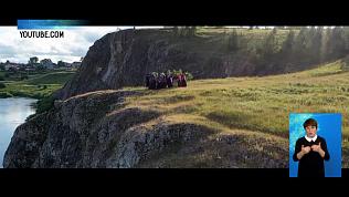 Песня казаков Варненского района попала в клип