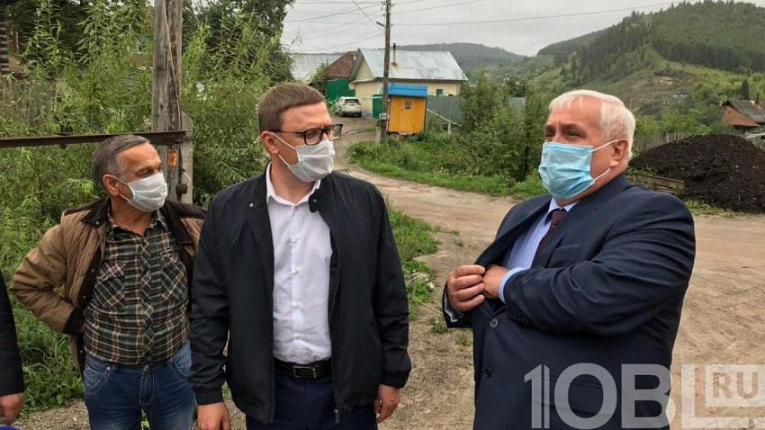 Алексей Текслер устроил разнос в Миньяре