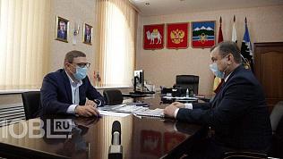 Алексей Текслер подвёл итоги визита в Трёхгорный