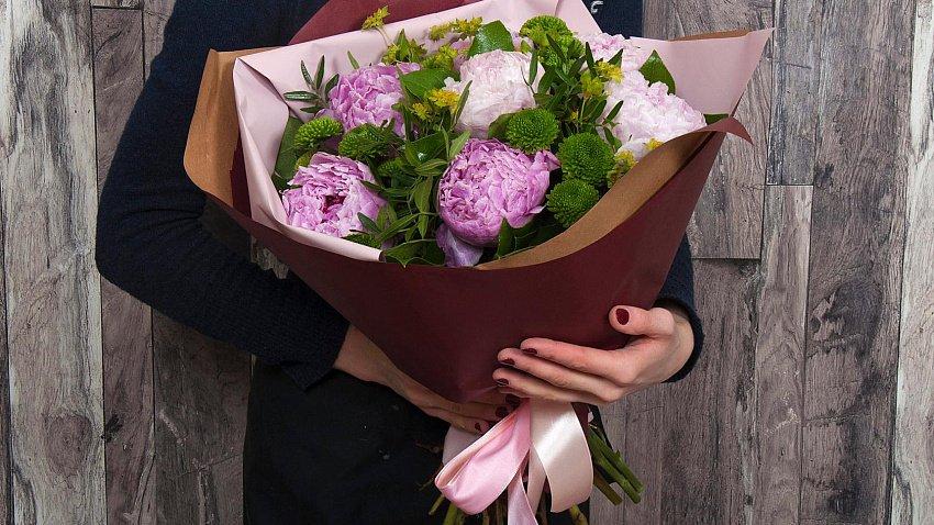 Бизнес: доставка цветов