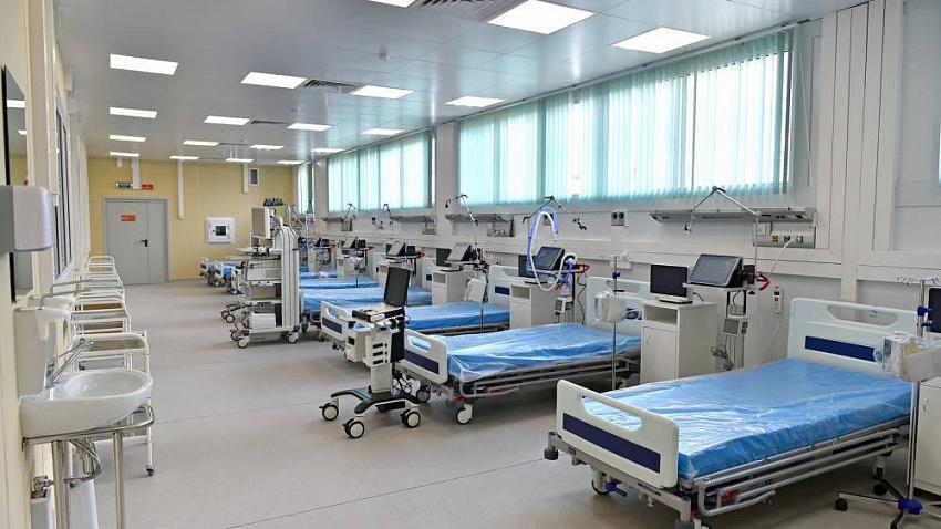 На строительство инфекционной больницы под Челябинском направят 2,5 миллиарда рублей
