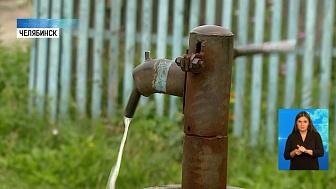 В поселке Смолино появился новый водопровод