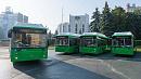 Закупку новых низкопольных автобусов объявили в Челябинске