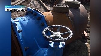 Участок водовода до Копейска заменят