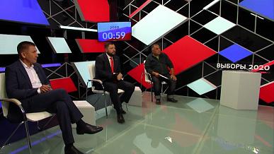 Дебаты на ОТВ от 18.08.20