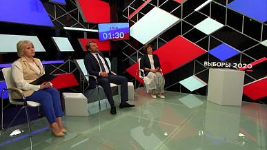Дебаты на ОТВ от 20.08.20