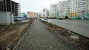 Осенью благоустроенная дорога появится на улице Александра Шмакова в Челябинске