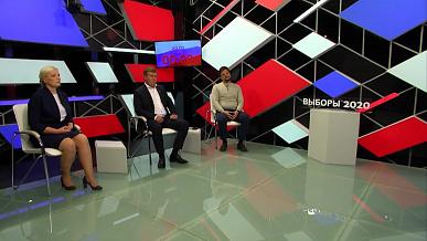 Дебаты на ОТВ от 21.08.20