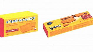 Немецкая компания обвиняет в плагиате производителей печенья «Кременкульское»