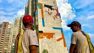 12 граффити появится на домах городов Челябинской области