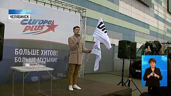 В Челябинске разыграли 2 тонны бензина
