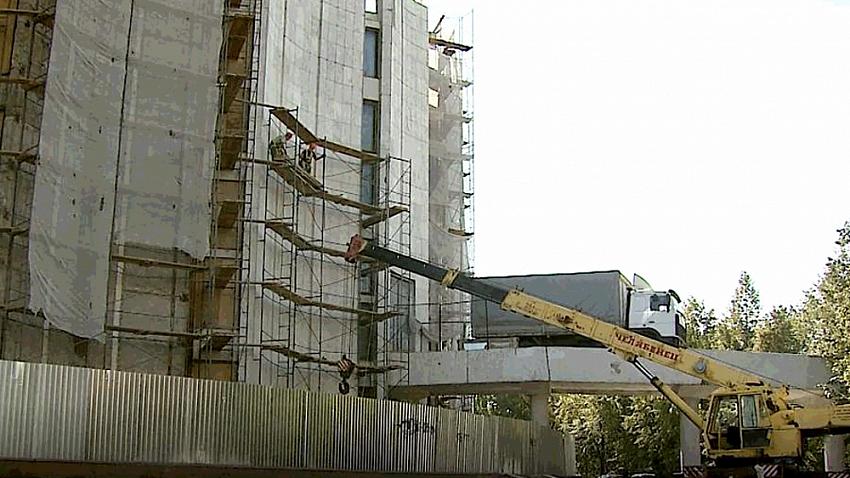 В Челябинске продолжается ремонт театров