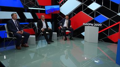 Дебаты на ОТВ от 31.08.2020
