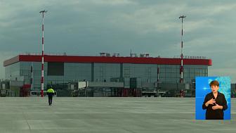 Самолёт Москва-Челябинск не мог сесть из-за ветра