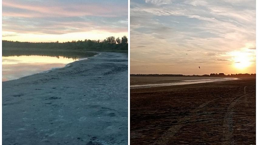 В Челябинской области выяснили, какое именно озеро Горькое пересохло