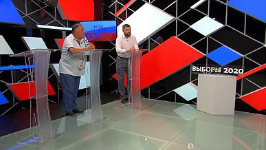 Дебаты на ОТВ от 04.09.2020