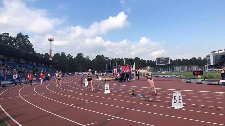 В Челябинске стартовал Чемпионат России по легкой атлетике