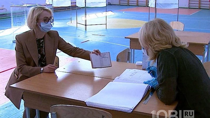 На Южном Урале открыты 2321 участок для голосования на выборах в Заксобрание