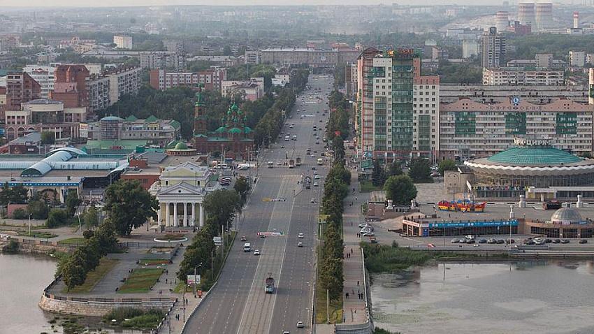 Губернатор Алексей Текслер рассказал о развитии Челябинска