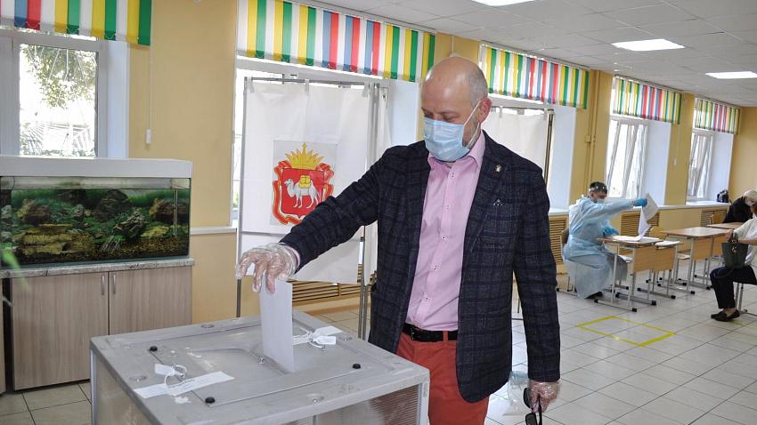 В избиркоме Челябинской области рассказали, когда объявят результаты выборов в Заксобрание