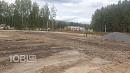 «Работы идут незаконно»: мэрия остановила строительство парковки в «Александровском»