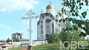 Поклонный крест установят на территории Магнитогорской епархии
