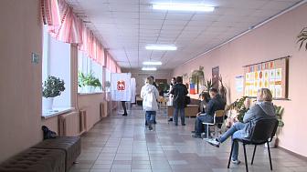 В Миассе стартовал первый день выборов