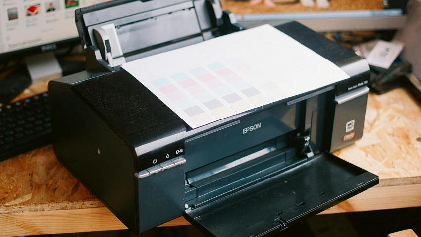 Перезаправляемые картриджи (ПЗК) для принтеров Epson T50