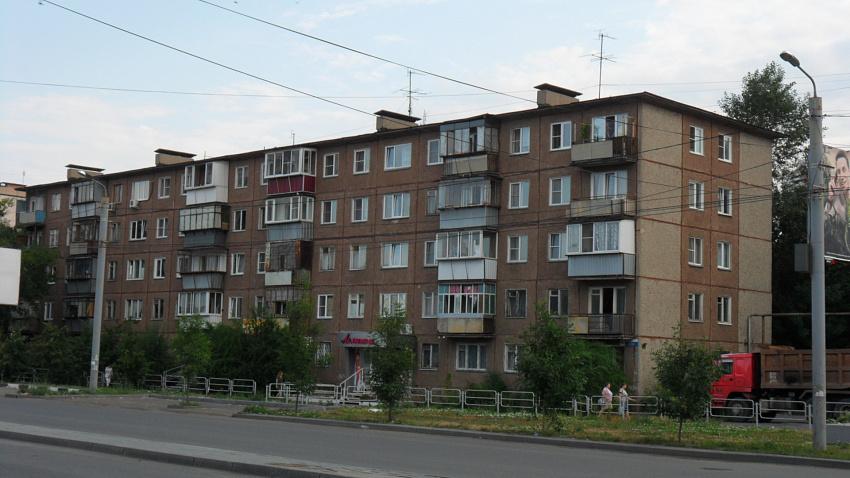 В Челябинске спрос на пятиэтажки вырос на 36 процентов
