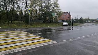 Два пешехода попали под колеса авто в Челябинске