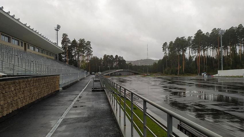 Строительством стадиона имени Светланы Ишмуратовой будет руководить федеральная группа