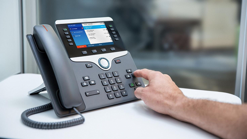 Оборудованиетелефониидля обеспечения качественной голосовой связи