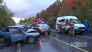 Житель Златоуста погиб в аварии по дороге в Миасс