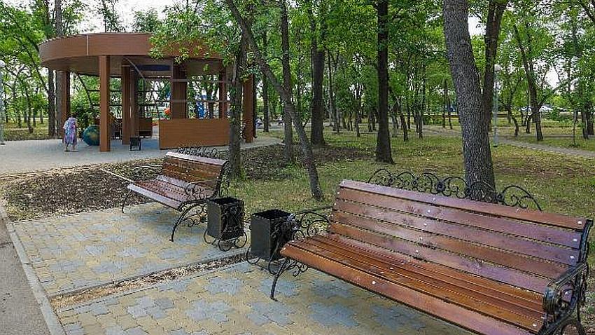 Власти Челябинска взялись за сквер на «Тополинке»