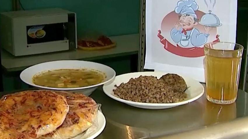 Горячие обеды подают холодными. Южноуральские общественники проверяют питание в школах
