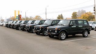 Новые машины получила лесная охрана Челябинской области