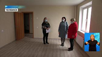 68 семей получают ключи от квартир