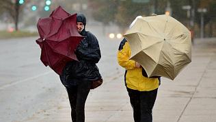 Во вторник в Челябинской области прогнозируют дожди