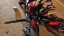 Пострадавший в ДТП в Челябинске мотоциклист находится в реанимации