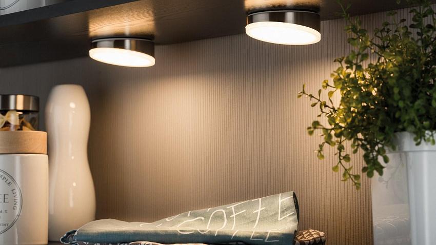 Какие встраиваемые светильники лучше купить на кухню?
