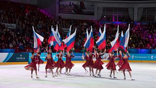 Челябинск в третий раз в истории примет чемпионат России по фигурному катанию