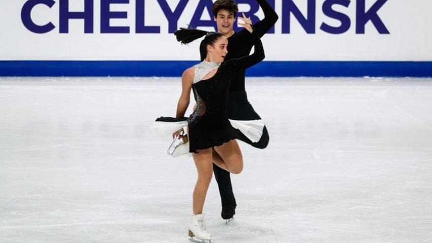 Челябинск примет чемпионат России по фигурному катанию