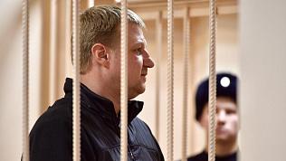 Центральный районный суд Челябинска изменил меру пресечения Евгению Пашкову