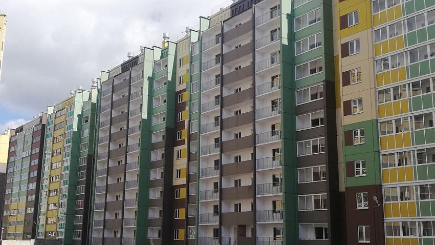Жилой комплекс «Радуга» в Челябинске достроят на средства Фонда защиты прав дольщиков